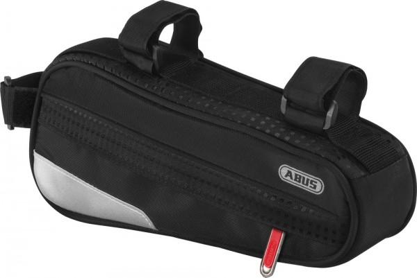 Abus Oryde ST 2200 KF Rahmentasche, Material 420D/Scotch Rip 58, schwarz, lose 1,2L, 25,5x10x5cm, wa