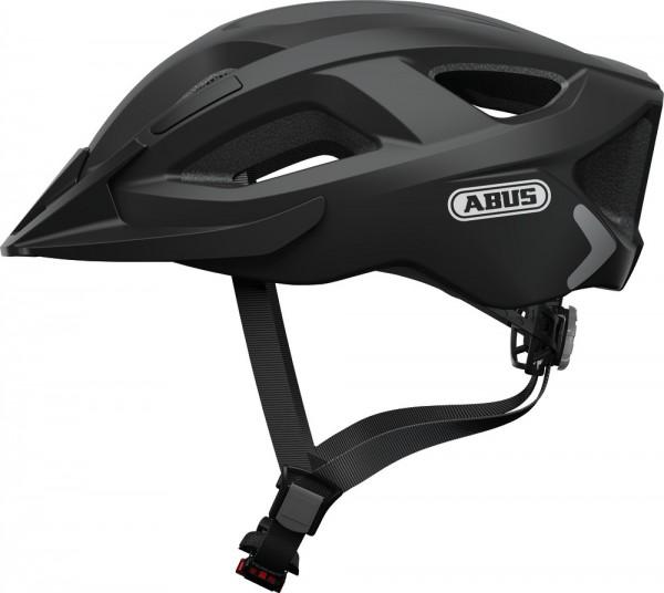Abus Aduro 2.0 Fahrradhelm, Erwachsenen- und Jugendhelm, S, race grey, AS Größe: S, Kopfumfang: 51 -