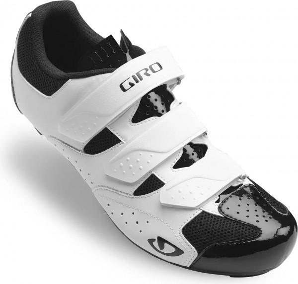 Giro TECHNE 18 white-black 40