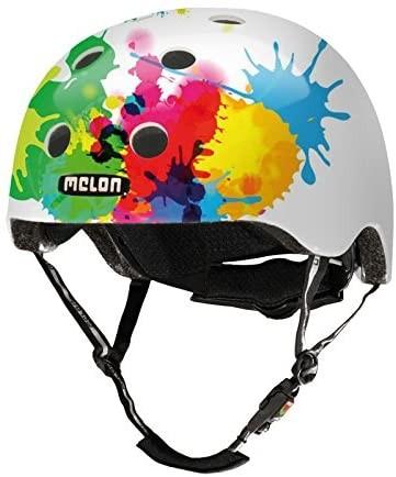 Fahrradhelm Melon Urban Active Story Coloursplash Gr.XL-XXL (58-63cm)