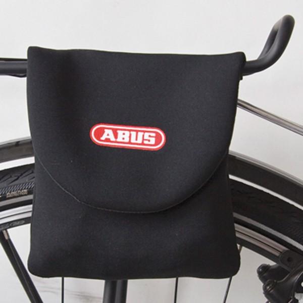Abus Transporttasche ST4850 für Kettenschlösser, AS passend bis 100cm Länge, schwarz 486470 VE 1