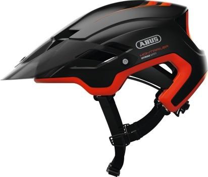 Abus MonTrailer Fahrradhelm, Erwachsenen- und Jugendhelm, M, shrimp orange, AS Größe: M, Kopfumfang:
