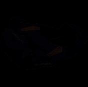 "SHIMANO Systempedal ""SPD-RS500"" SPD-SL System, einseitig, inkl. Pedalplatten Renn, Pedalkörper aus R"