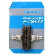 Bremsschuhe Shimano S65T für V-Brake für BRM421/M420/M330 Y-8GP9804A