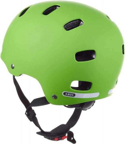 Abus Scraper 2.0 Fahrradhelm, Erwachsenen- und Jugendhelm, L, green, AS Größe: L, Kopfumfang: 58 - 6