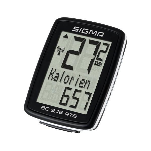 Sigma Sport, Computer, TOPLINE 2016, BC 09.16, mit Kabel, Fahrrad-Funktionen: Aktuelle Geschwindigke