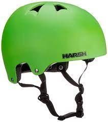 Fahrradhelm Harsh HX1 Pro grün, Gr. L (58-62cm)