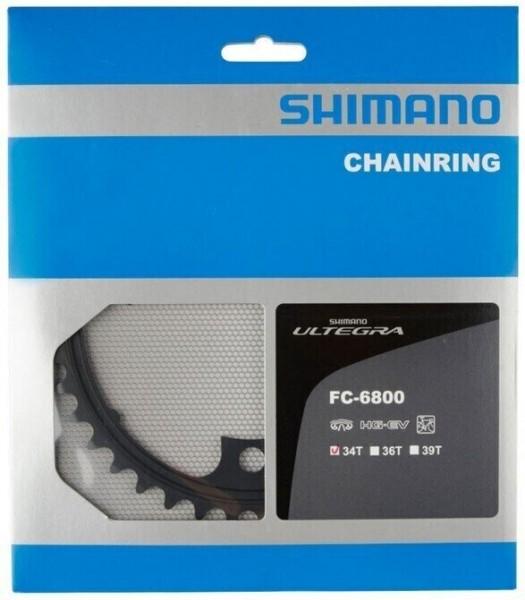 Shimano KETTENBLATT 34Z FC6800 Y-1P434000, 869115