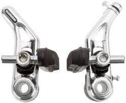 Cantilever-Bremse Shimano BRCT91 V-Rad, silber