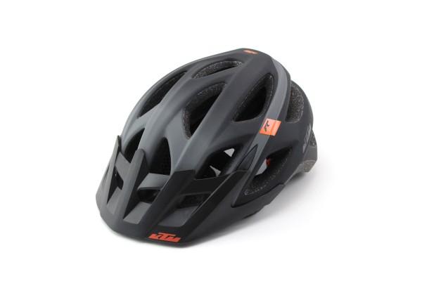 KTM Fahrradhelm, Factory Character Limited, schwarz-grau-rot, 54-58cm, Fidlock